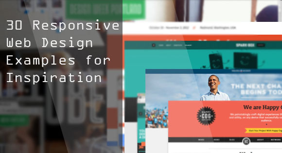 30 Responsive Web Design Examples for Inspiration