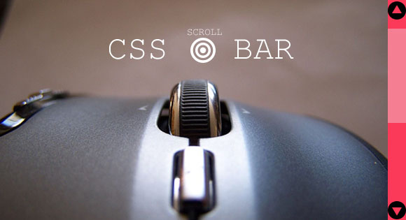 CSS3 Scroll Bars
