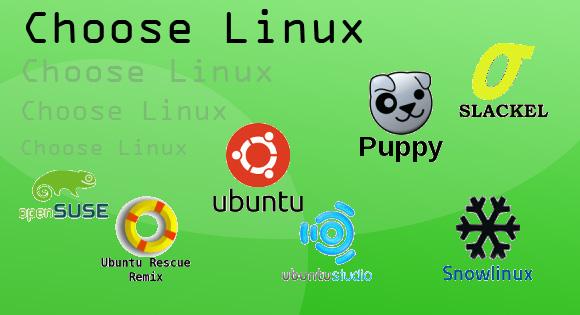 Choose linux