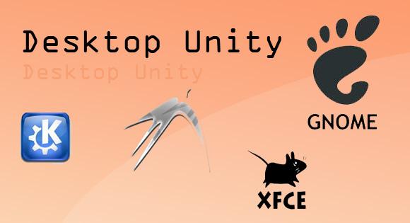 desktop unity