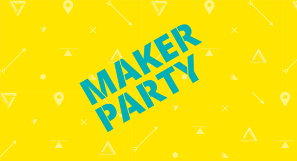 Maker Party Logo with CSS