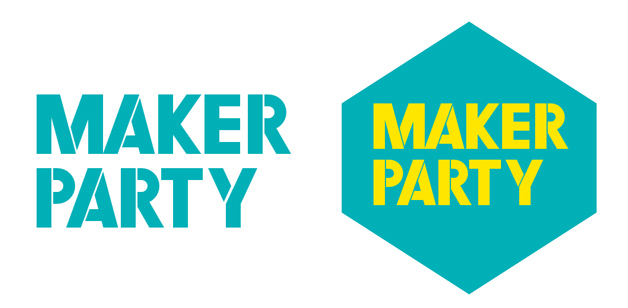 Maker Party logo