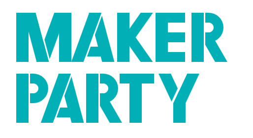 Maker Party Wordmark