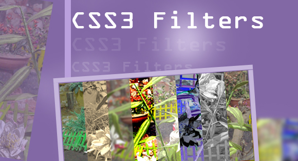 CSS3 Image Filters