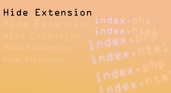 Hide Extension