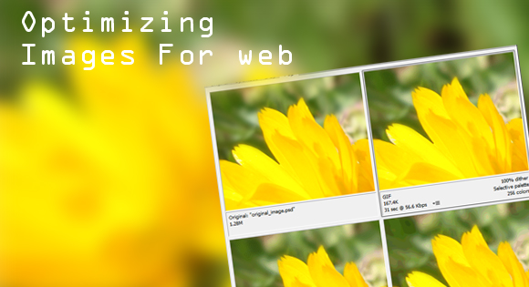 Optimizing Images For the web