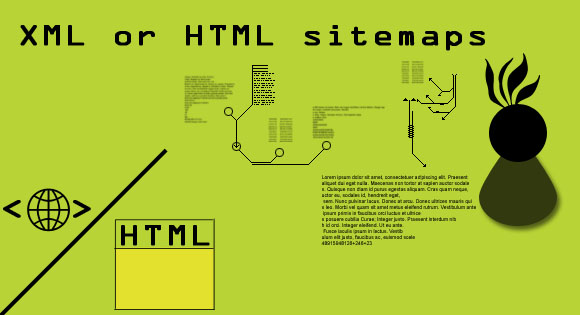 HTML or XML Sitemaps