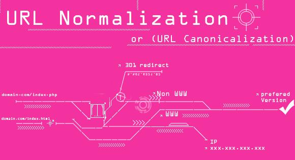 URL Normalization or (URL Canonicalization)
