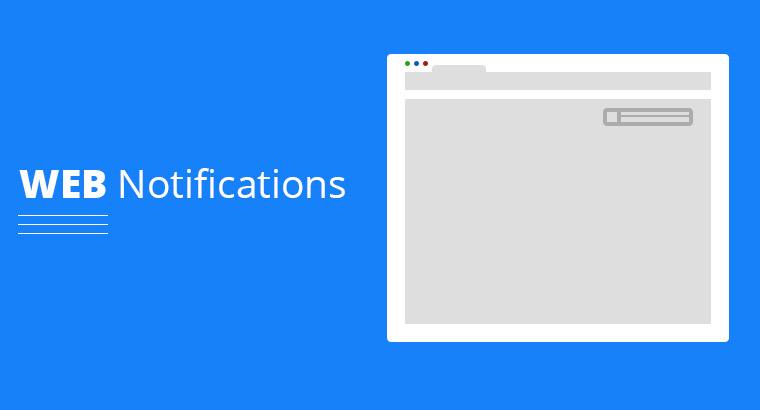 Understanding Web Notification API's