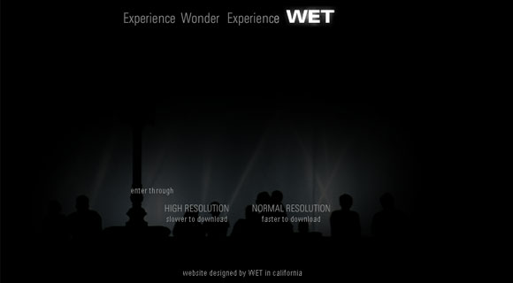Wet Design